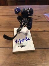 Signed Joffrey Lupul Mcfarlane  NHL  Series 32 Figure Autograph