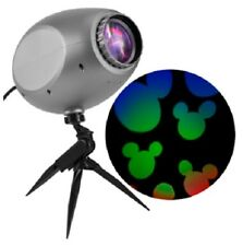 Disney Lightshow Projection Multi-function Multicolor LED Multi-design Christmas