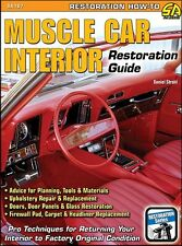 Muscle Car Interior Restoration Guide: Upholstery Repair and Replacement
