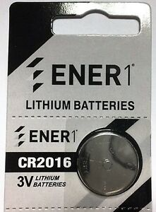 CR2016 3v Lithium Button Cell Battery eBay Deal with FREE Delivery