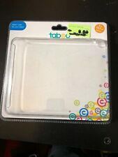 """NEW! TABEO Clear 8"""" INCH TABLET CASE COVER SLIM DESIGN"""