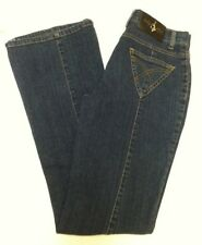 Baby Phat Denim Jeans Triangle Pocket Womens/Junior Size 3