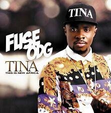 FUSE ODG - T.I.N.A. (THIS IS NEW AFRICA): CD ALBUM (November 3rd 2014)
