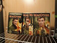 MacGYVER COMPLETE 3rd SEASON DVD 3 CD BOX SET