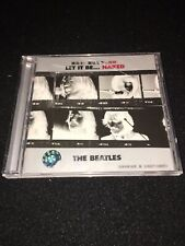 THE BEATLES • Let It Be...Naked 2003 Apple Japan Push Sound Music Misspelling