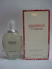 Givenchy Amarige D'Amour Eau de Toilette Spray 100 ML (3.3 oz)