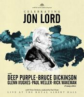 Celebrating Jon Lord [Blu-ray] [2014] [Region A and B] [DVD][Region 2]