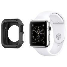 Custodia per Apple Watch 2, (42mm) Spigen, Rugged Armor Massima Protezione