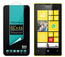 TechFilm® Tempered Glass Screen Protector Saver Shield For Nokia Lumia 520