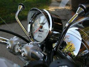 Speedometer Visor, Triumph America, Triumph Speedmaster