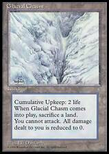 Magic the Gathering MTG 1x Glacial Chasm x1 LP/LP+ Ice Age x 1