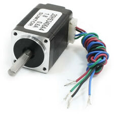 Nema8 4 Lead CNC Router Mill Stepping Stepper Motor 34mm 0.6A 2.5oz.in N1X6