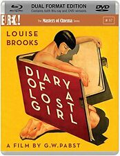 DIARY OF A LOST GIRL di G.W.Pabst DVD+BluRay DualDisc NEW PRENOTAZ. SPEC.PRICE
