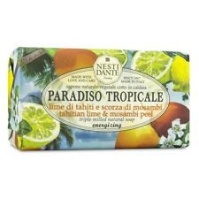 Nesti Dante Paradiso Tropicale Triple Milled Natural Soap - Tahitian Lime & 250g
