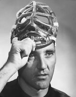 Jacques Plante Montreal Canadiens Unsigned 8x10 Photo