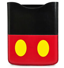 NEW D-Tech Disney Parks Buttons Mickey Mouse Vinyl iPad Tablet Protection Sleeve