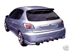 Kit estetico paraurti posteriore tuning peugeot 206