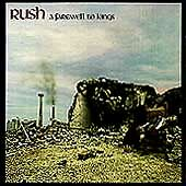 RUSH CD - A FAREWELL TO KINGS [REMASTERED](1997) - NEW UNOPENED - ROCK