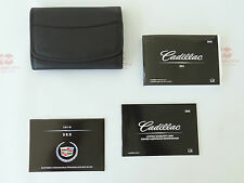 2010 Cadillac SRX Owners Operators Manual Books Set with Case NEW
