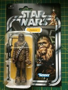 STAR WARS VINTAGE COLLECTION CHEWBACCA VC141 NEW OOP HASBRO RARE A NEW HOPE