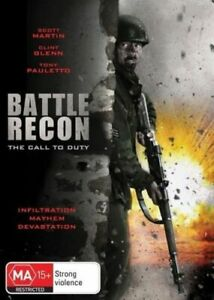 Battle Recon - The Call To Duty (DVD, 2012)--free postage
