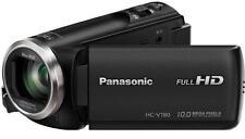 Camcorder Panasonic HC-V180EG-K Full HD 28mm Weitwinkel ! HC-V180 schwarz