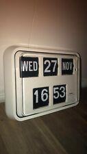Grayson wall clock