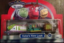 Chuggington Stack Track Koko's New Look, 3 Pack Brand New in Box 2012 Rare