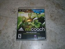 Adidas MiCoach (PlayStation 3, PS Move, 505 Games) - Near Mint! Free Shipping!!