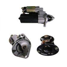 Fits OPEL Astra G 2.0i 16V Starter Motor 1999-2002 - 15228UK
