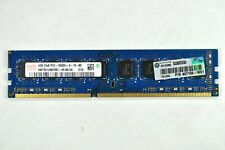 Hynix 4GB 1x4GB HMT351U6BFR8C 2Rx8 PC3-10600U 09-10-B0 1333Mhz DDR3 Tested LOT-A