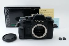 Contax RX 35mm SLR Film Camera Body W/box From Japan [Exc #530503A