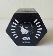 Nixon Star Wars Luke Skywalker Safari Leather Wrist Watch Water Resist Unisex