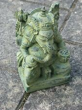 Ganesh Statue Indian Hindu God Elephant Figurine Ornament Fair Trade