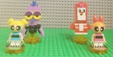 LEGO Dimensions POWERPUFF GIRLS TEAM PACK 71346 Blossom Bubbles Complete!!