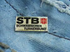 Pin STB Schwäbischer Turnerbund Baden-Württemberg Deutscher Turner-Bund DTB