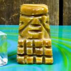 Aztec Replacement Chess Pawn Hand Carved Stone Mexico For Large Medium Board