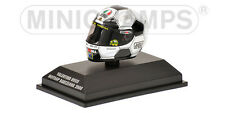 Minichamps AGV Casco Casco Valentino Rossi MotoGP Barcelona 2008, 1:8 #46
