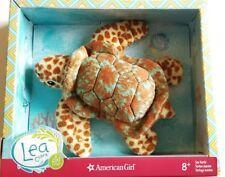 NEW in Box American Girl Lea's Sea Turtle Plush Animal Lea Clark