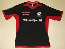 Shirt Trikot Maillot Rugby Sport Saracens Size S