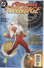 fumetto DC THE OF ADAM STRANGE AMERICANO NUMERO 2
