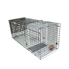 Indoor Defenders Animal Trap Humane Cage Trap for Squirrels and Small Wildlife
