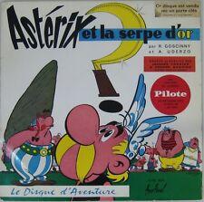 Goscinny Uderzo 33 tours Asterix Serpe d'or