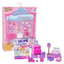 New Shopkins Slumber Bear Party Decorator's Pack 3 Mystery Petkins Official