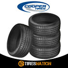 4 New Cooper Zeon Rs3-g1 2154517 91w Ultra High Performance All-season Tire