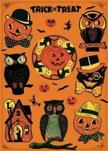 """Halloween Decorative Poster Wrapping Paper Sheet 20 x 28"""" Wall Poster For Kids"""