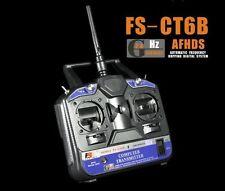 CT6B FlySky 2.4Ghz 6CH Transmitter w/FS-R6B Receiver Mode 2