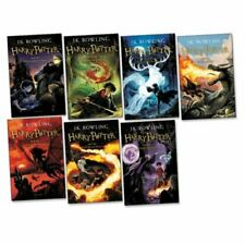 Harry Potter Collection Book Set Pack Books (7 paperbacks) Brand New