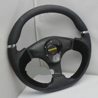 Racing leather Steering Wheel 13 Inch 320 MM Size