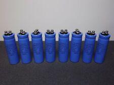 Sprague Powerlytic 36Dx 13000uF 25Vdc Capacitors Lot x8